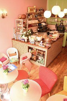 Café Liebling || Elsässer Str. 25, 81667 München