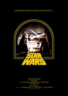 /by Owain Wilson #flickr #StarWars #poster