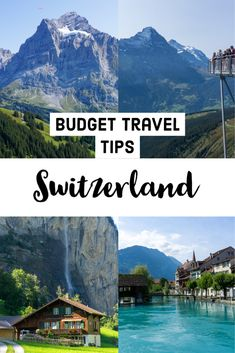 Is it possible to travel to Switzerland on a budget? Yes, it is! In this article, I'll share an overview of my budget for a week in Switzerland. Road Trip Europe, Europe Travel Guide, Iceland Travel, Europe Destinations, France Travel, Budget Travel, Travel Guides, Travel Tips, Europe On A Budget