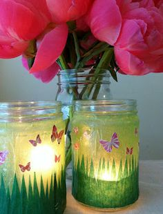 we bloom here: magic lanterns
