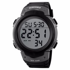 Back To Search Resultswatches Impartial Sanda Brand Children Sports Watches Kids Led Electronic Quartz Watch Boy Girl Student Multifunctional Digital Wristwatches Modern And Elegant In Fashion