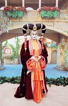 Queen Amidala   #disney #starwars