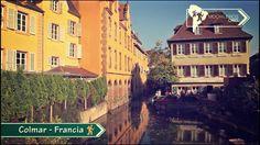 Conoce COLMAR, una bella ciudad del sur de Francia. Con Nelson Mochilero http://www.mochileros.org/nelson  #Francia  #France #Paris