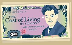 The real cost of living in Tokyo