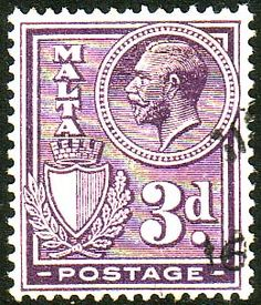 Malta 1926 King George V SG 162a Fine Used Scott 137 Other European and British Commonwealth Stamps HERE!