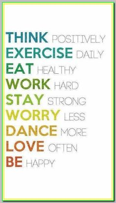 Fitness Motivational Quotes Think Positively Exercise Daily Eat Healthy Work Hard Lose 10 Pounds Fast, Losing 10 Pounds, Fitness Motivation Quotes, Weight Loss Motivation, Healthy Body Weight, Best Weight Loss Plan, Belly Fat Loss, Yoga, How To Lose Weight Fast