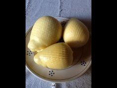 Provola, ricotta e cacio, formaggio fatto in casa, ricetta tradizione. Monopoli (Puglia) Italia - YouTube