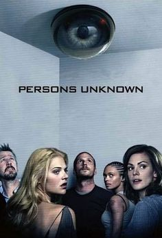 Persons Unknown (2010) NBC