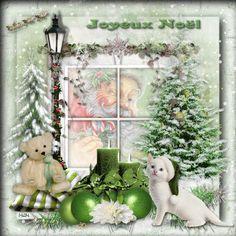 Merry Christmas Card - MCreations