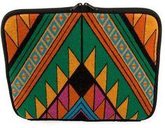 ShopStyle: HENRIK VIBSKOV - Bolivia pattern knit computer bag