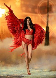 LOVE Victoria's Secret Angels Adriana Lima vsfs 2013