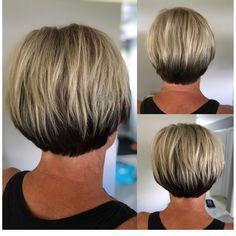 Short Hairstyles For Thick Hair, Short Thin Hair, Haircuts For Fine Hair, Short Hair With Layers, Short Hair Styles, Hair Short Bobs, Short Fine Hair Cuts, Short Hair Cuts For Women Bob, Short Trendy Haircuts
