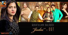 Stream & Download Quratulain Balouch - QB's latest track #Judaai:http://taazi.com/judaai-ost-by-quratulain-balouch #NewRelease #QB #OST #Pop #Ballad #Love