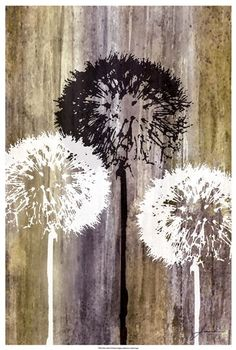 Rustic Garden II Fine-Art Print by James Burghardt at UrbanLoftArt.com