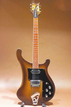 RICKENBACKER[リッケンバッカー] 1975 Model 480|詳細写真