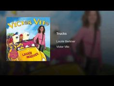 January 26, 2015. We pushed trucks around the room to Laurie Berkner's song, Trucks.