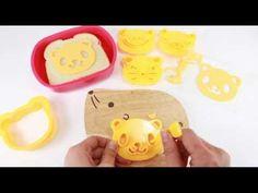 How to make Panda sandwich in 90 seconds! #bento #panda #sandwich #lunch
