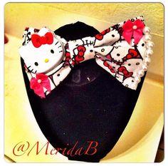 Hello kitty bow tie on Etsy, $20.00