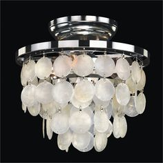 Found it at Wayfair - Bayside 3 Light Flush Mount
