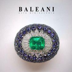 Discover the World of BALEANI ALTA GIOIELLERIA www.baleanigioielli.it #baleanialtagioielleria info@baleanigioielli.it +39 0541693277