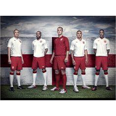 England football team kit by Umbro