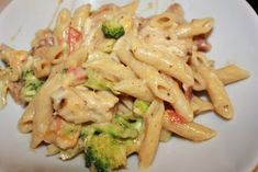 Food N, Good Food, Food And Drink, Pasta Recipes, Dinner Recipes, Norwegian Food, Recipe Boards, Pasta Dishes, Finger Foods