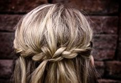 Easy & Cute Hairstyles. Love them~