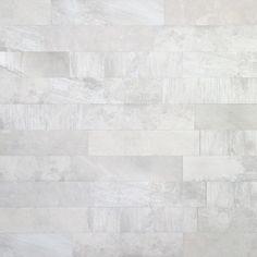 Shower walls - Concreto Mix Grigio Matte 8x36l Porcelain Tile | Tilebar.com