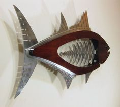 tuna sculpture - Google Search