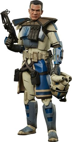 (formerly known as AKA Echo, holding his helmet and blaster carbine BBY) Star Wars Rpg, Star Wars Fan Art, Star Wars Toys, Star Wars Clone Wars, Star Trek, Star Wars Pictures, Star Wars Images, Guerra Dos Clones, Gi Joe