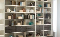 InQuino boekenkast op maat.