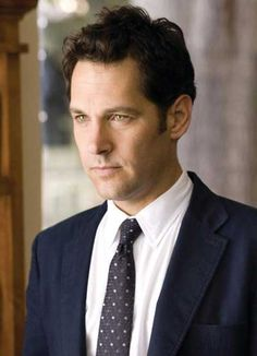 paul rudd: his eyes.
