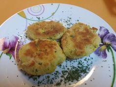 Tan fáciles de preparar y tan ricas: tortitas de patata