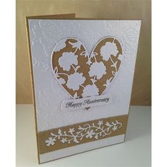 Memory Box - Ferrand Heart by Gilly Haigh