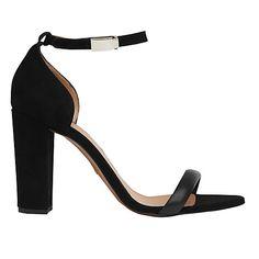 Buy Whistles Hyde Block Heeled Sandals Online at johnlewis.com