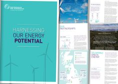 Brochure for Partnership for Renewables
