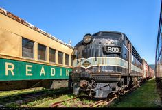 RailPictures.Net Photo: RDG 900 Reading Company EMD FP7 at Hamburg, Pennsylvania by Mitch Goldman