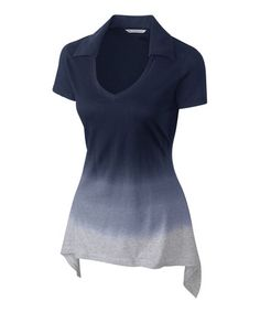 Another great find on #zulily! Navy Blue Flanker Trapeze Sidetail Top - Women & Plus #zulilyfinds