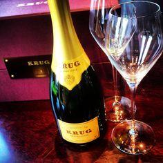 Krug Champagne ı #Champagne