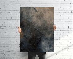 42 x 58 ''  Fotografie Großdruck Terzan Galaxie von anewalldecor
