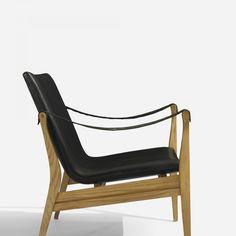 :: Karen & EbbeClemmensen - lounge chair, model4305 - FritzHansen,1963 ::