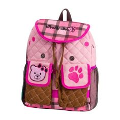 MOCHILA BACKPACK PRETTY BEAR 0635