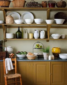 decorating shabby chic country | Ideas Rustic Decorating Ideas Open Storage Ideas Pinterest Shabby Chic ...