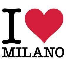 I love Milano, Italia.:
