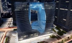 The Opus Dubai Building