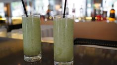 Passau,Germany. Frozen Cucumber Lemonade. | Ashley Colburn Productions
