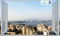 A lake view is most beautiful and expressive feature. Where a breathtaking #ViewFromMyWindow at #Krishaang by #JayceeHomes at #Powai leads to measure the depth of Mother Nature.#JayceeLifestyle#ViewFromMyWindow#POTD#InstaGood#Sunday#Weekend#JayceeHomes#Krishaang#Powai#PowaiLake