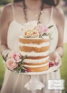 TOP New post shabby chic wedding cakes visit wedbridal. Wedding Shower Cakes, Bridal Shower Desserts, Chic Bridal Showers, Wedding Cakes, Bodas Shabby Chic, Orchid Wedding Cake, Nake Cake, Cake Table, Dessert Tables