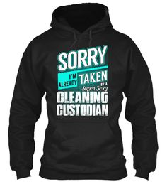 Cleaning Custodian - Super Sexy