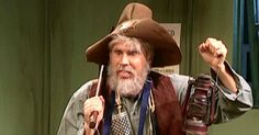 Will Ferrell's old prospector is pure gold.